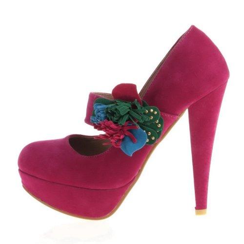 Ital-Design, alto donna Pink