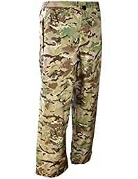 British Army Issue MTP style Goretex Waterproof Over-trousers, Current Issue Pattern style