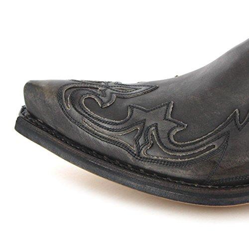 Sendra Boots Stiefel 4660 Westernstiefelette (in verschiedenen Farben) Olimpia Antracita
