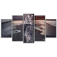 Matériau de base: toile  Image tridimensionnelle, bonne résistance à la traction  Micro-spray haute définition, texture fine, tout en couleur  Utilisation: Cet outil permet de nettoyer l'écran à l'aide de un chiffon sec, propre et simple, haute défin...