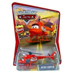Disney Pixar World of Cars New\