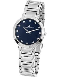 Jacques Lemans Damen-Armbanduhr 1-1842.1F