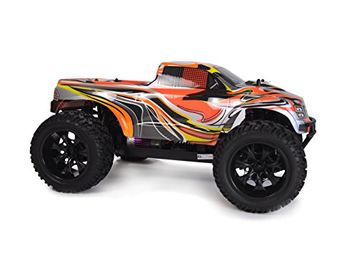 Amewi Monstertruck Crazist - 4