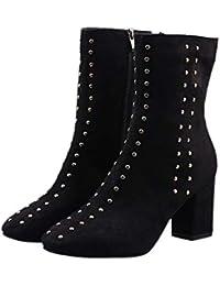50 100 Eur Amazon Y Cowboy es Complementos Niña Botas Zapatos navqO