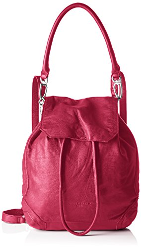 Liebeskind Berlin Sakai vintag, Sacs portés dos cherry blossom red