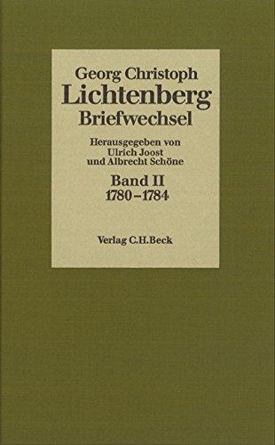 Briefwechsel, 4 Bde., Bd.2, 1780-1784