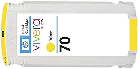 HP 70 Tinte gelb 130 ml Vivera Designjet Z2100 3100