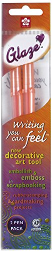 Roll Glaze Pens 2/Pkg 384-38488 ()