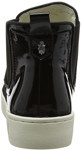 Fly London Mabs832fly, Sneaker Donna Nero (Black/black)