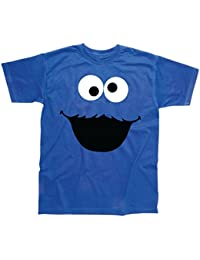 Cookie Monster Inspired T-Shirt