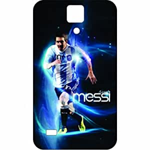 Printland Samsung Galaxy S4 Lionel Messi Buzz Phone Cover