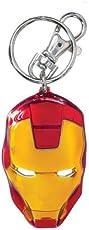 Marvel Multicolor Iron Man Face Keychain