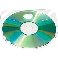 COVER AUTOADESIVA PER CD Q-CONNECT FLIP CONFEZIONE DA 10 PEZZI -  Confronta prezzi e modelli