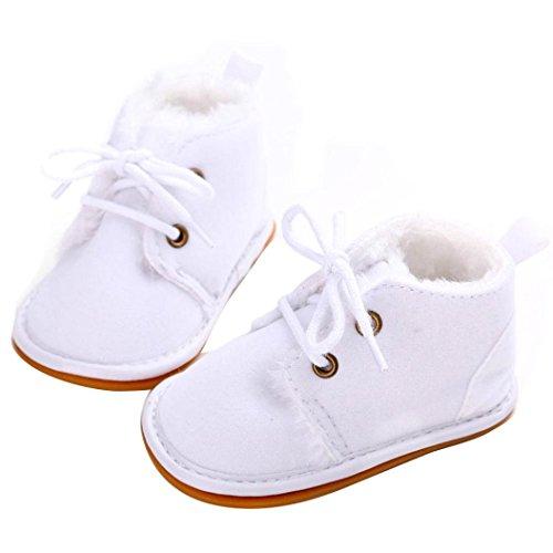 Clode® Mode Chaussures bébé Chaussures Sneaker Semelles souples Toddler (6 ~ 12 mois, F) F