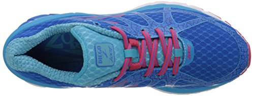 ZootZoot DIEGO Damen Laufschuhe - Scarpe da corsa Donna Multicolore (Mehrfarbig (pacific/light blue/punch))