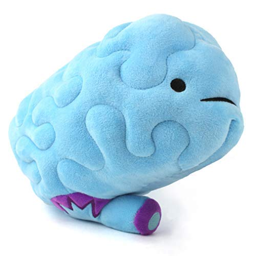 I Heart Guts Big Brain Plush - All You Need Is Lobe!