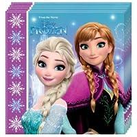 Procos - Disney Frozen Northern Lights Napkins 33 x 33 cm