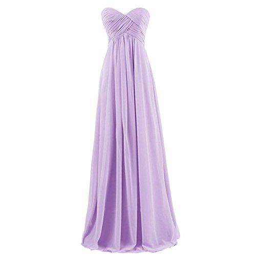 Bridesmaid Dresses Lilac: Amazon.co.uk