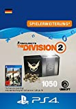 Tom Clancy's The Division 2 - 1050-Premium-Credits-Paket - 1050 Credits DLC | PS4 Download Code - deutsches Konto