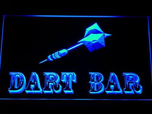 ADV PRO m118-b Dart Bar Neon Light Sign Barlicht Neonlicht Lichtwerbung
