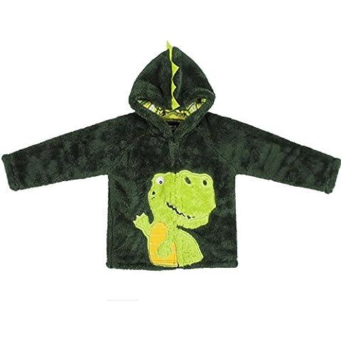 Boys Rock bambini con cappuccio ragazzo giacca