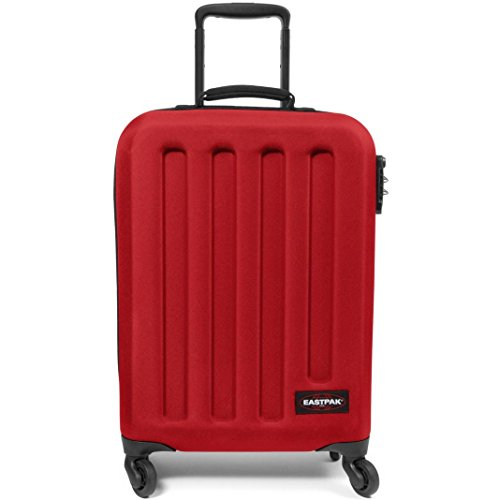 Eastpak Equipaje de ruedas, 32 litros, Rojo (Apple Pick Red)