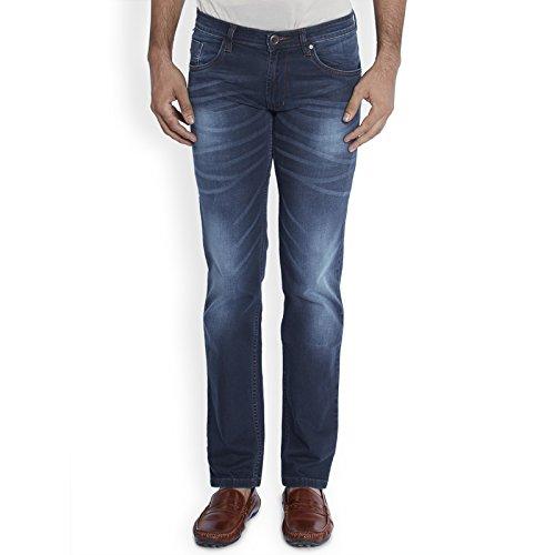 Park Avenue Dark Blue Jeans