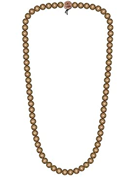 WOOD FELLAS Unisex Deluxe Holz-Perlenkette
