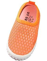 593956619 Amazon.es  Naranja - Sandalias de vestir   Zapatos para niña ...