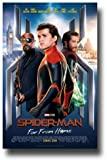 Filmposter Spider Man Far from Home, 28 x 43 cm, Main Tom