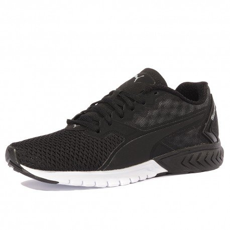 Puma Ignite Dual Mesh Homme Chaussures Noir
