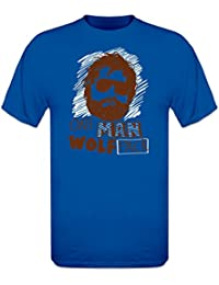 Camiseta One Man Wolfpack by Shirtcity