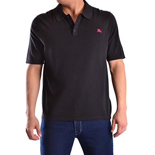 burberry-hombre-mcbi056003o-negro-algodon-polo