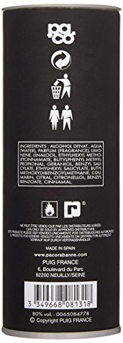 Paco Rabanne edt spray für Männer und Frauen, 1er Pack (1 x 100 ml)