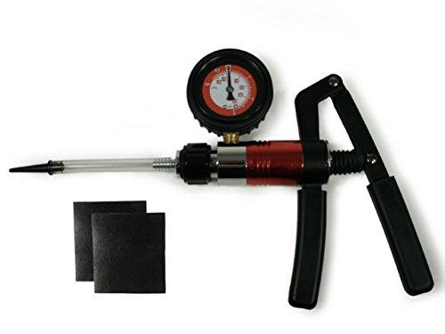 Sägenspezi Druck Messgerät für Dichtigkeitsprüfung am Kurbelgehäuse von Motorsägen