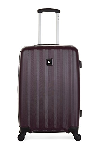 Revelation Jude – 4 Wheel Medium Case Aubergine Maleta, 65 cm, 67 liters, Morado (Aubergine)