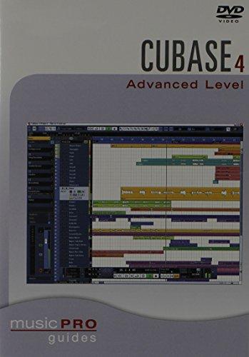 Price comparison product image Musicpro Guides: Cubase Sx 4.0 Advanced Level [DVD] [Region 1] [US Import] [NTSC]