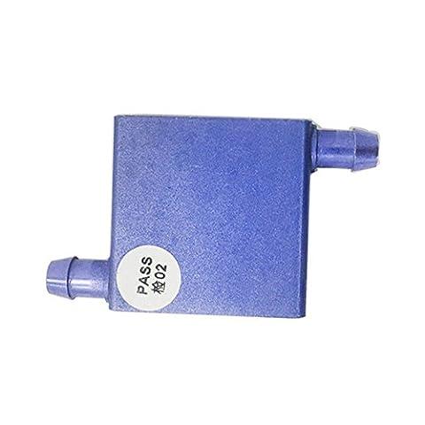 Computer CPU Semiconductor refroidissement à eau Tec Radiateur aluminium Échangeur de chaleur