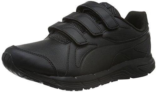 Puma Axis V4 Sl V Jr Sneaker Nero (Schwarz (Black-Black 01))