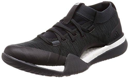 adidas Damen Pureboost X Tr 3.0 Fitnessschuhe, Schwarz (Core Black/Core Black/Carbon), 37 1/3 EU (Cross Schuhe Adidas Training)