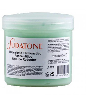 Tendeus 8430830504355 - Sudatone gel termo activo 500 ml