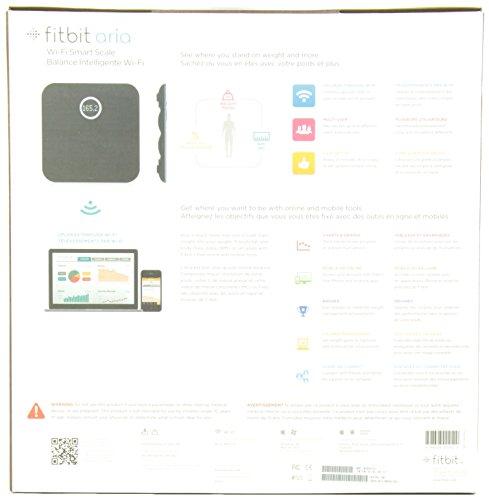 Fitbit FB201B Personenwaage Wifi Aria schwarz - 8