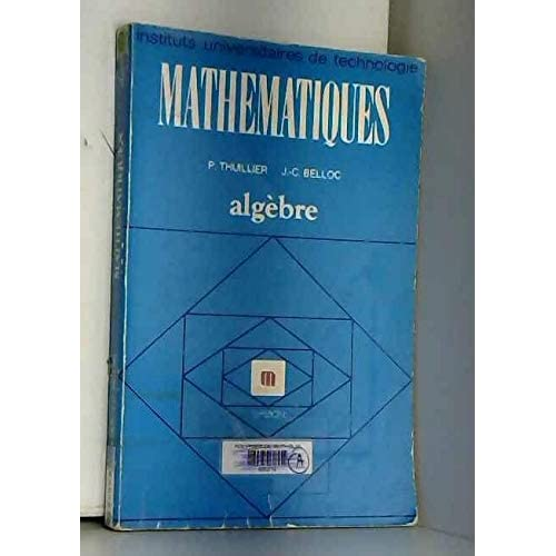 Mathématiques : Algèbre