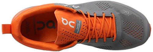 On Running Cloudsurfer Rock Orange Gris (Rock / Orange)
