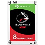 Seagate Barracuda 8TB 8000GB Serial ATA III internal hard drive (3.5', 8000 GB, 5400 RPM, Serial ATA III, 256 MB, HDD)