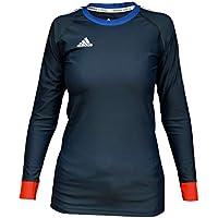 adidas Sailing Damen Poloshirt 12 Zip Long Sleeve, Farbe