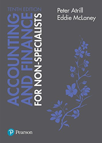 Accounting and finance for non specialists foundation studies in accounting and finance for non specialists foundation studies in law series by fandeluxe Choice Image