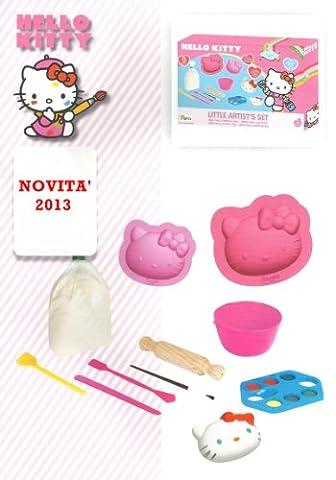 Faro Hello Kitty Salt Dough Set - Hello Kitty Birthday Giochi