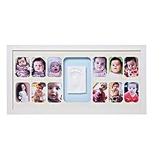 Baby Memory Prints 12 Aylık Çerçeve Beyaz