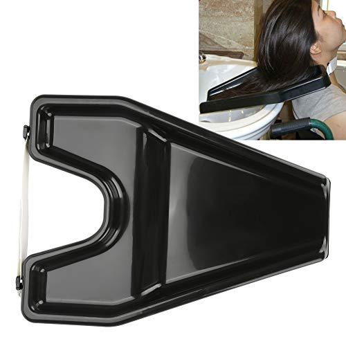 Vaschetta per lavare i capelli camera portatile parrucchiere shampoo risciacquare mobilità per il lavandino (44 x 32, 5 cm)